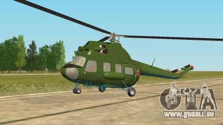 Mi 2 militärischen für GTA San Andreas