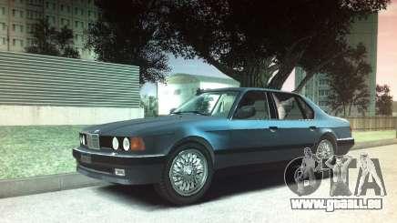 BMW 735iL e32 für GTA 4