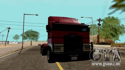 JoBuilt Schlepper Fixet из GTA 5 für GTA San Andreas
