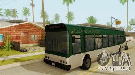 Transit Bus из GTA 5 für GTA San Andreas