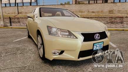 Lexus GS 300h pour GTA 4