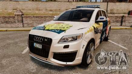 Audi Q7 FCK PLC [ELS] pour GTA 4
