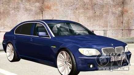 BMW 760Li pour GTA San Andreas