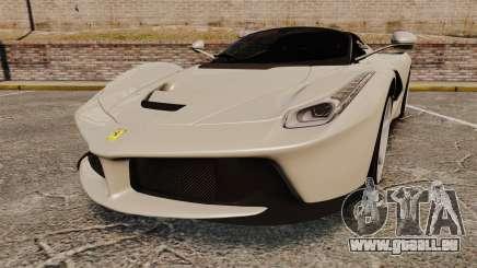 Ferrari LaFerrari Spider v2.0 pour GTA 4