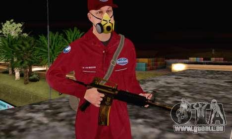Bug Star Robbery pour GTA San Andreas sixième écran