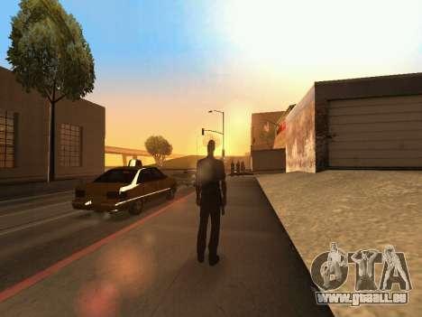 Cleo Tenpenny für GTA San Andreas dritten Screenshot