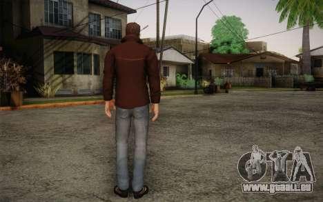 Dean Winchester für GTA San Andreas zweiten Screenshot