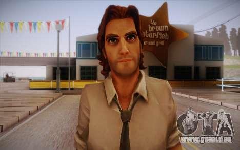 Bigby Wolf pour GTA San Andreas troisième écran