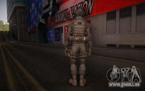 U.S. Secret Service Operative für GTA San Andreas zweiten Screenshot