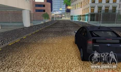 Heavy Roads (Los Santos) für GTA San Andreas zwölften Screenshot