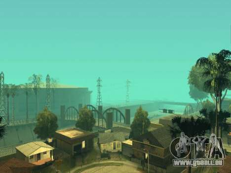 Beta Timecyc für GTA San Andreas siebten Screenshot