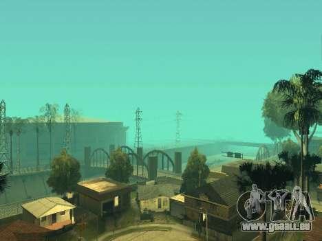 Beta Timecyc für GTA San Andreas siebten Screenshot
