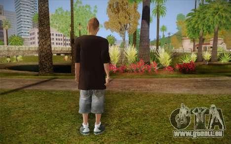 Sandr Yokkolo pour GTA San Andreas deuxième écran
