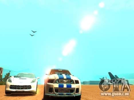 ENBSeries Realistic Beta v2.0 für GTA San Andreas sechsten Screenshot
