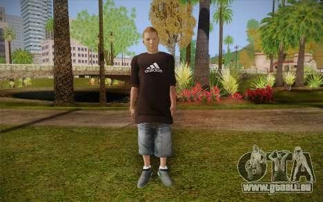 Sandr Yokkolo pour GTA San Andreas