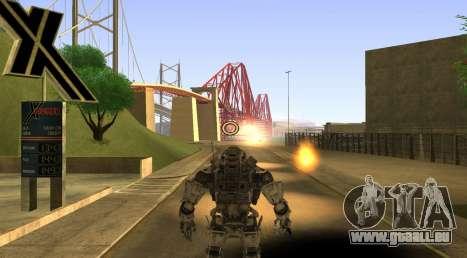 TitanFall Atlas pour GTA San Andreas sixième écran