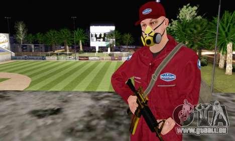 Bug Star Robbery pour GTA San Andreas