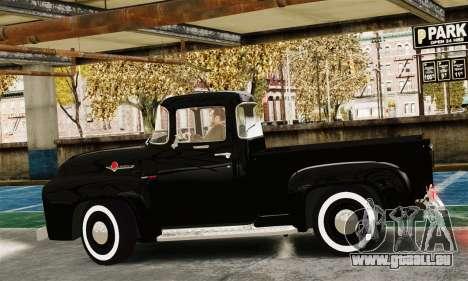 Ford F100 Hot Rod Truck 426 Hemi pour GTA 4 est une gauche