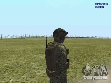 Alfa Antiterroriste A pour GTA San Andreas cinquième écran