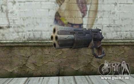 Mercy Gun pour GTA San Andreas