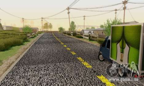 Heavy Roads (Los Santos) für GTA San Andreas elften Screenshot