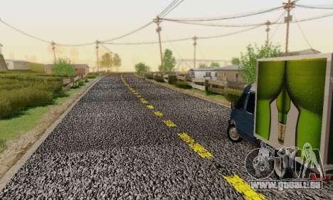 Heavy Roads (Los Santos) für GTA San Andreas elften Screenshot