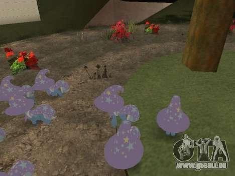 Trixie für GTA San Andreas her Screenshot