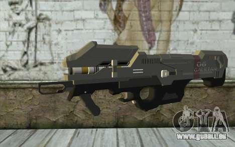 Halo Spartan Laser pour GTA San Andreas
