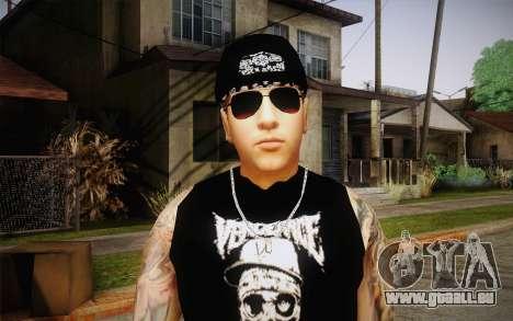 M. Shadows Skin für GTA San Andreas