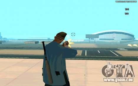 Éternelle de vue pour GTA San Andreas quatrième écran