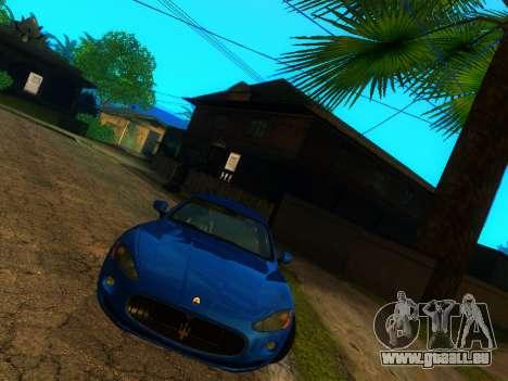 ENBSeries Par Makar_SmW86 v2.0 pour GTA San Andreas quatrième écran