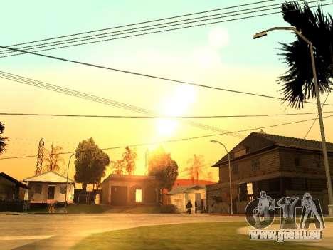Beta Timecyc für GTA San Andreas fünften Screenshot