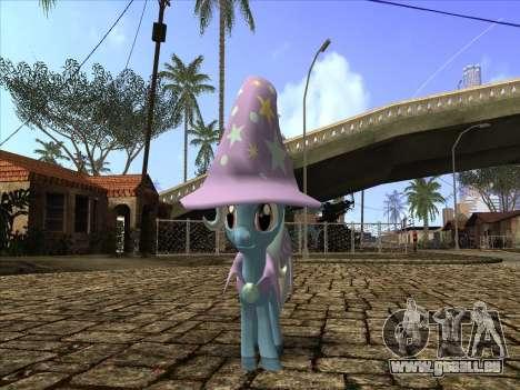 Trixie für GTA San Andreas
