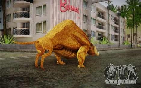 Sirian Werebull für GTA San Andreas zweiten Screenshot