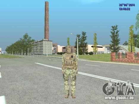 Alfa Antiterroriste A pour GTA San Andreas dixième écran