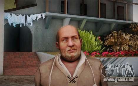 Cuire pour GTA San Andreas troisième écran