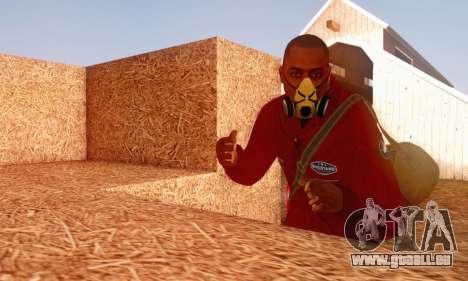 Bug Star Robbery 2 No Cap pour GTA San Andreas