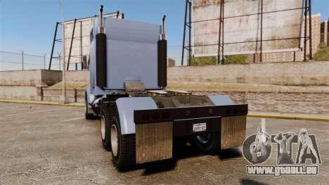 GTA V MTL Packer pour GTA 4 Vue arrière de la gauche
