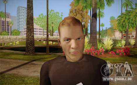 Sandr Yokkolo für GTA San Andreas dritten Screenshot