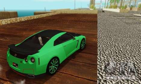 Heavy Roads (Los Santos) für GTA San Andreas siebten Screenshot