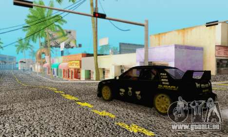 Heavy Roads (Los Santos) für GTA San Andreas her Screenshot