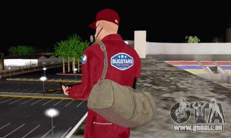 Bug Star Robbery pour GTA San Andreas quatrième écran