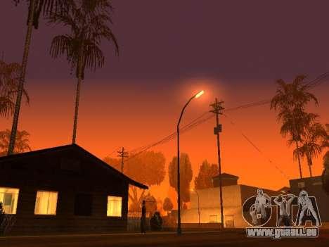 Beta Timecyc pour GTA San Andreas troisième écran