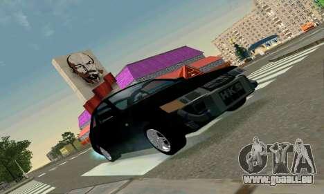 VAZ 21123 TURBO-Aufladung v2 für GTA San Andreas