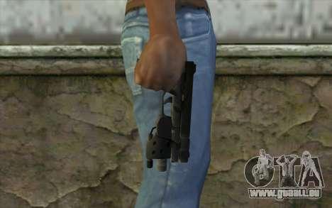 Glock 33 Advance pour GTA San Andreas troisième écran