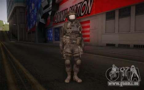 U.S. Secret Service Operative für GTA San Andreas