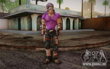 Oma Flexington из Borderlands 2 für GTA San Andreas