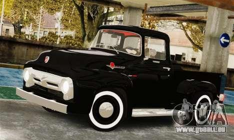Ford F100 Hot Rod Truck 426 Hemi für GTA 4 rechte Ansicht