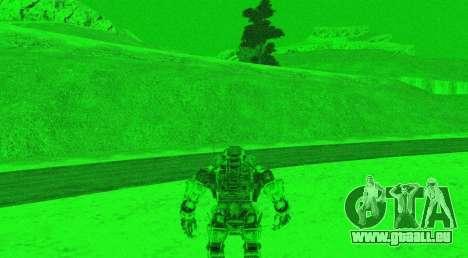 TitanFall Atlas pour GTA San Andreas huitième écran