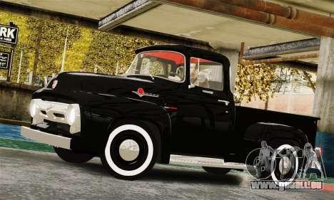 Ford F100 Hot Rod Truck 426 Hemi pour GTA 4